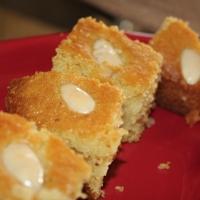 Basbousa (Arabic Sweet)